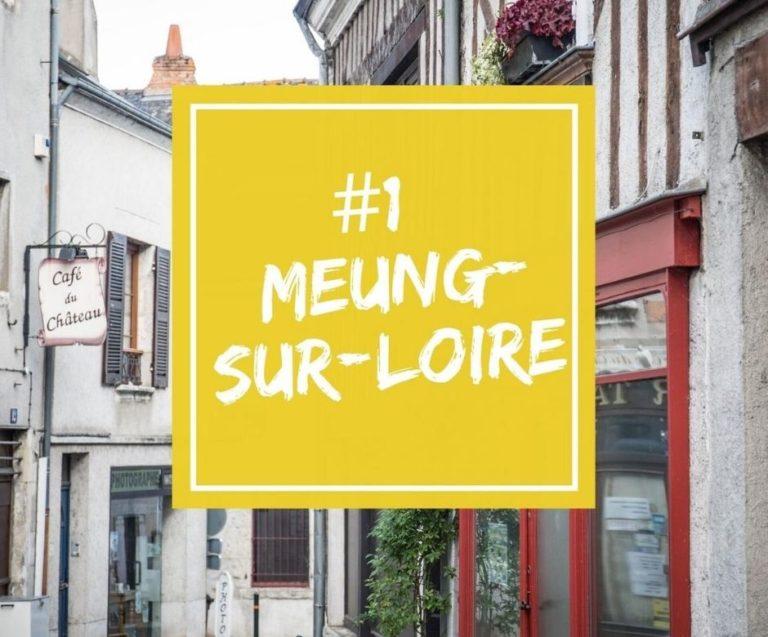 Podcast | Épisode 1 – Visite de Meung-sur-Loire avec Déborah Lombardot, Conseillère en séjour
