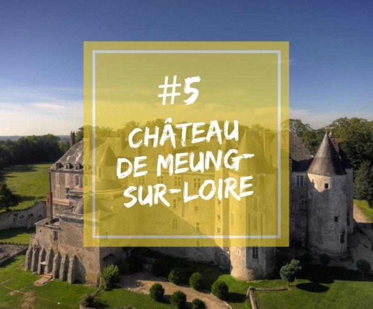 Podcast | Épisode 5 – Xavier Lelevé, propriétaire du Château de Meung-sur-Loire