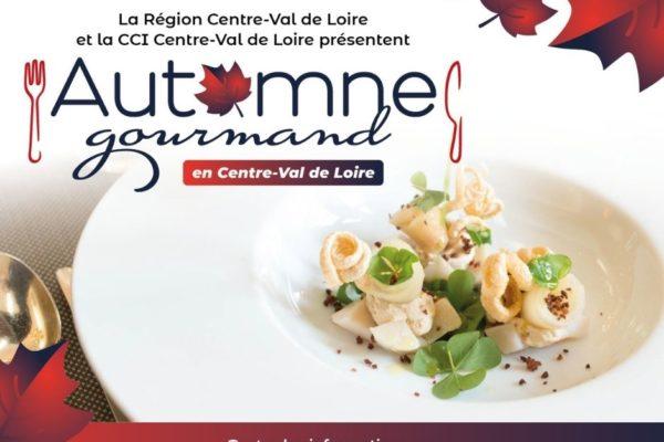 Automne gourmand en Loiret, du 11 au 25 octobre 2020