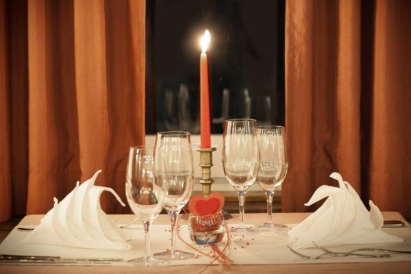 Réservez votre repas de la Saint-Valentin