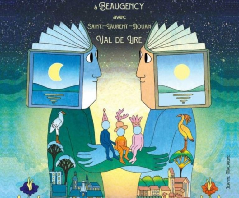 L'association Val de Lire réinvente la 36e édition du Salon du Livre Jeunesse