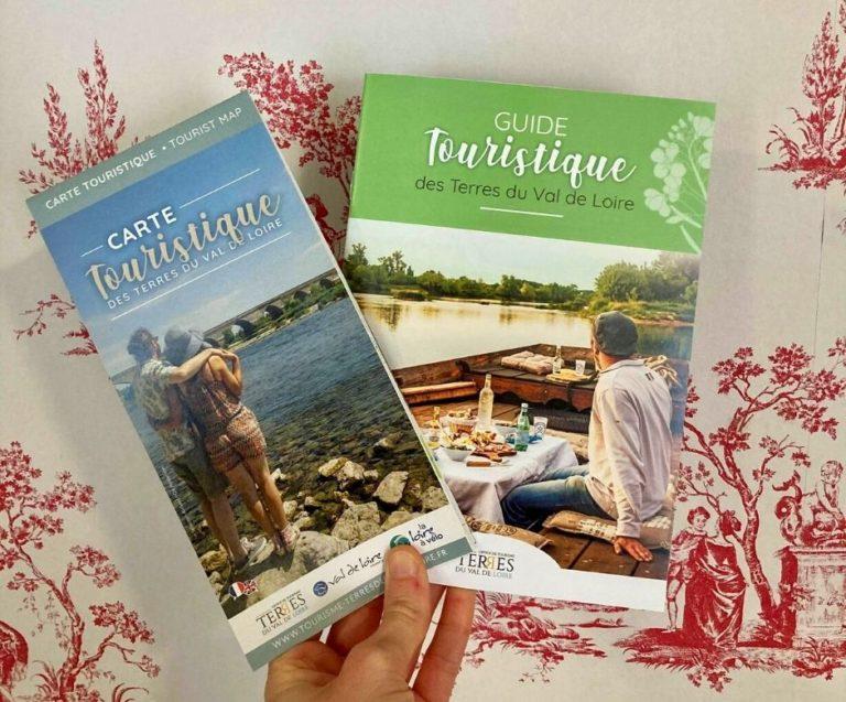 Read more about the article De nouvelles brochures touristiques pour la destination Terres du Val de Loire