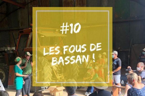Podcast | Épisode 10 – Magali Berruet, responsable artistique au sein de la compagnie Les fous de Bassan !