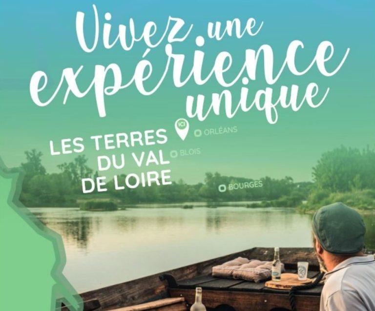Read more about the article La destination Terres du Val de Loire s'affiche en région Centre !