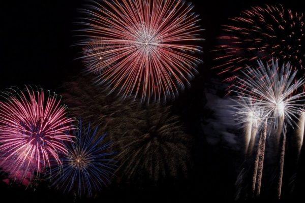 Où regarder le feu d'artifice du 14 juillet sur les Terres du Val de Loire ?