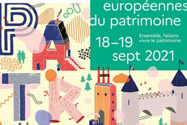 Les Journées Européennes du Patrimoine sur les Terres du Val de Loire